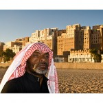 Black Arab of Shibam, Yemen