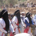 3 Blau Mhors (Libyan Moors/Tuaregs)