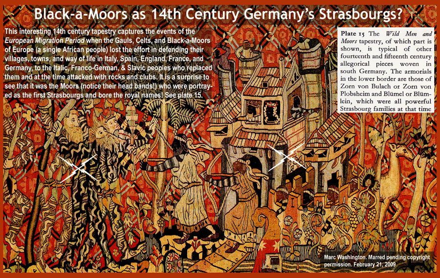 The Original Black German Mhors/Moors
