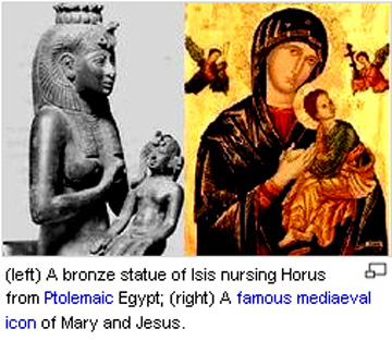 Isis/Mary