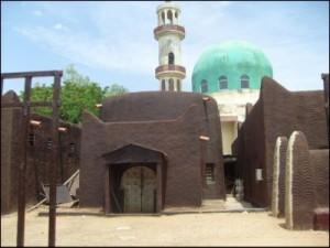 Traditional Moorish-Hausa Architecture