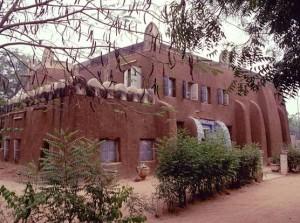 Hausa-Moorish Architecture - 16th Century