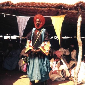 Hausa-Moorish Soldier