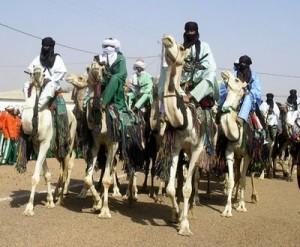 The Hausa-Moorish Camel Cavalry