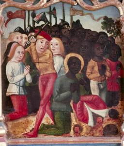 martyrdom of maurice