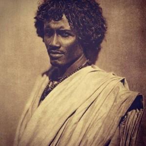 A moor from Aswan Egypt