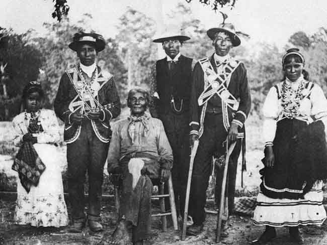 Image result for black indians in the united states