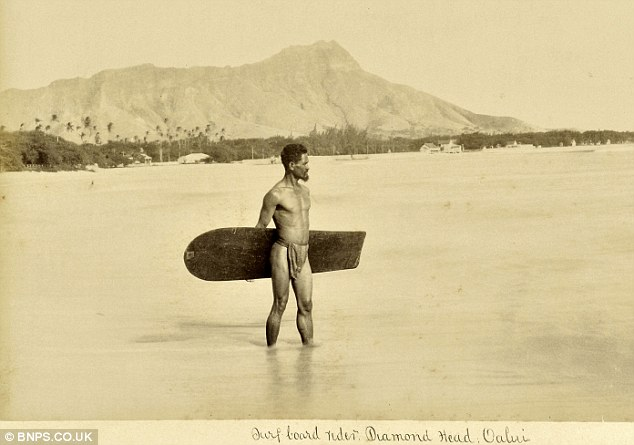 Hawaiian surf