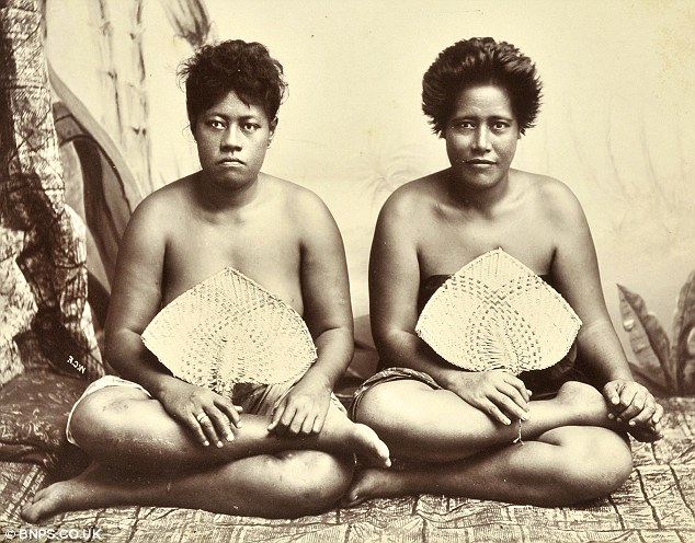 Hawaiian women