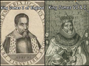 king james of england