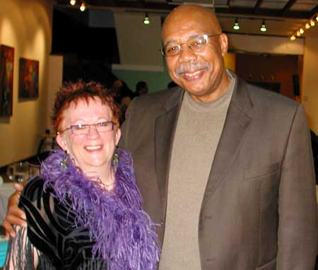 Gene Cothran and Donna Wood, Noted Jazz Musicians