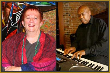 Donna Wood and Gene Cothran Live at Africa House