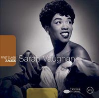 The Legendary Sarah Vaughan