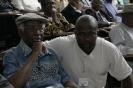 Poet Chidi Anthony Opara With Gabriel Okara