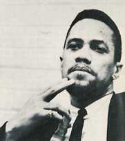 Malcolm X also known as El-Hajj Malik El-Shabazz